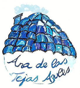 Ana de las tejas azules
