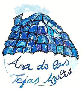 Ana de las tejas azules