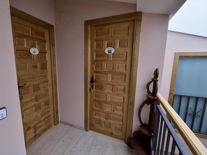 acceso habitaciones