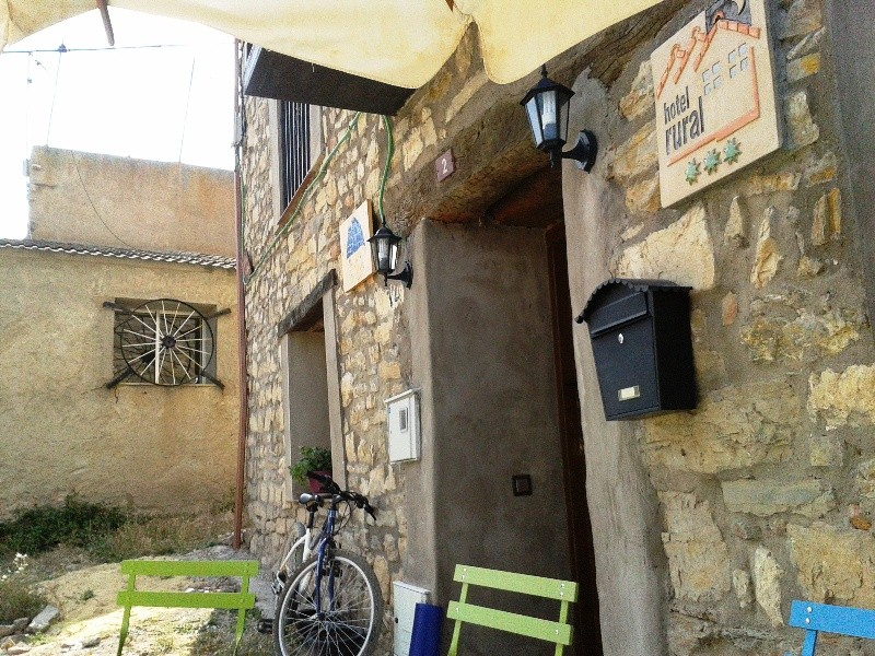 hotel rural en Medinaceli