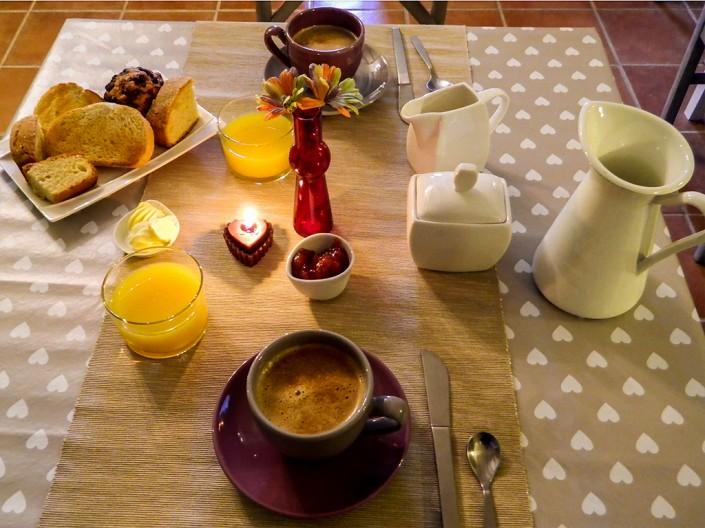 desayunos caseros en ana de las tejas azules
