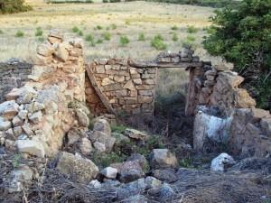 Casas derruidas